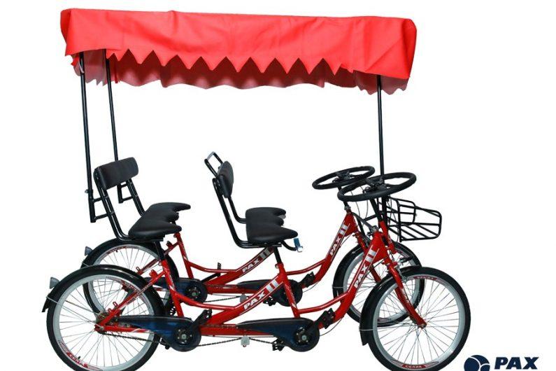 xe đạp đôi cho trẻ em