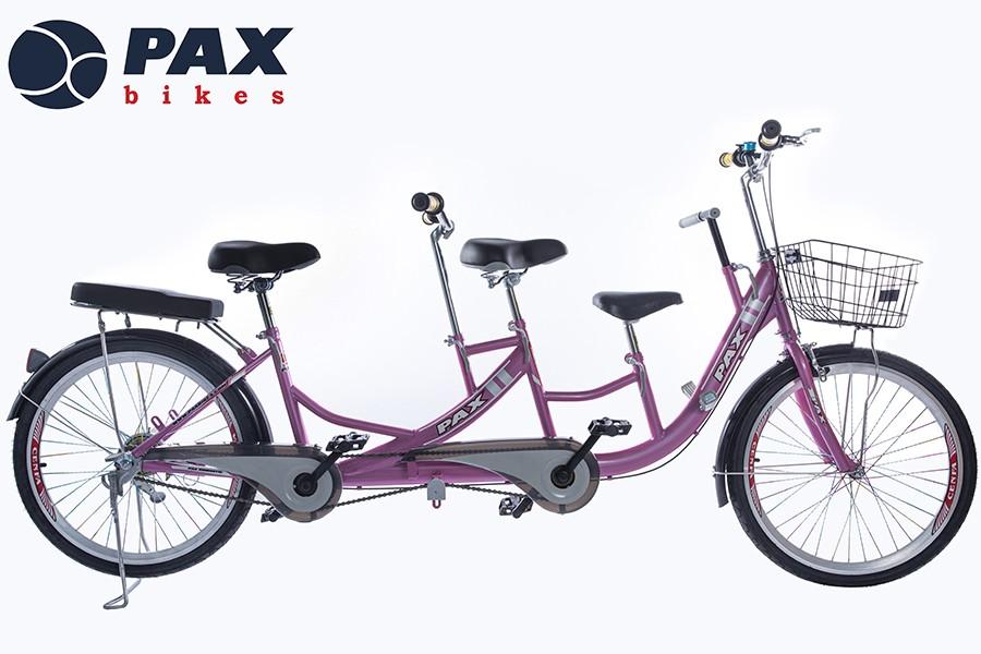 Xe Dap Doi Pax 7p
