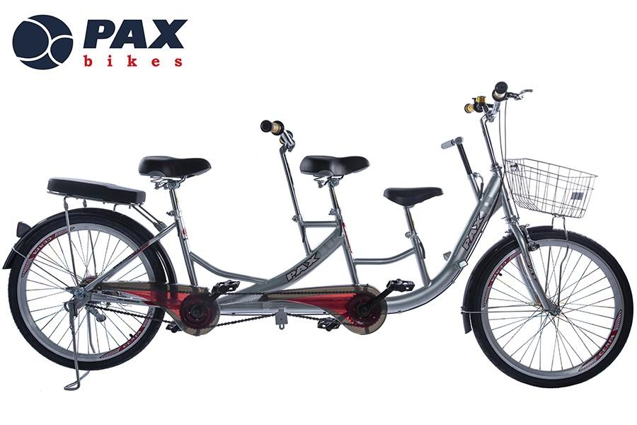 Xe Dap Doi Pax 7s