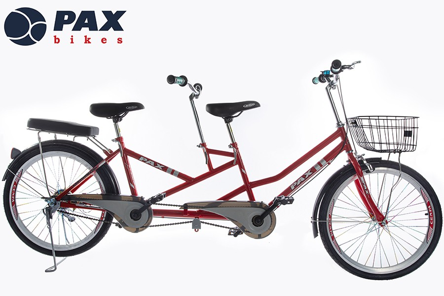Xe Dap Doi Pax 8r